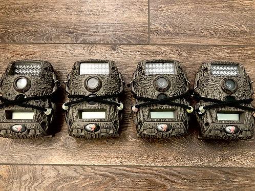 READ DESCRIPTION!!! 4 Trail Camera Cameras Wildgame Innovation VARIOUS Cloak cam