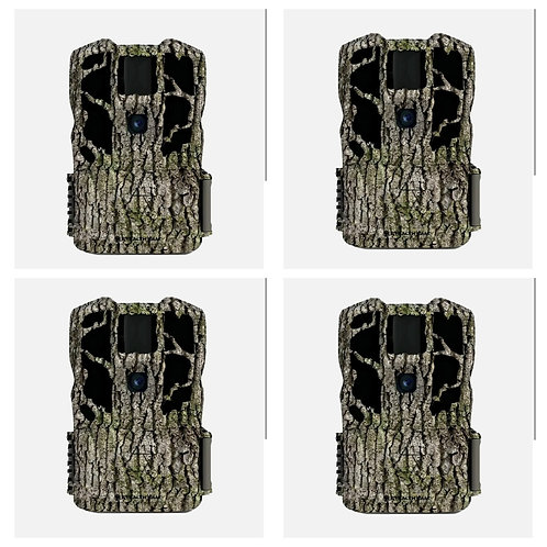(4 pack) Stealth Cam G45NGMAX 26MP Low Glow Infrared Deer Trail Camera