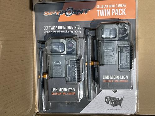 (2 pack) Spypoint micro LTE VERIZON