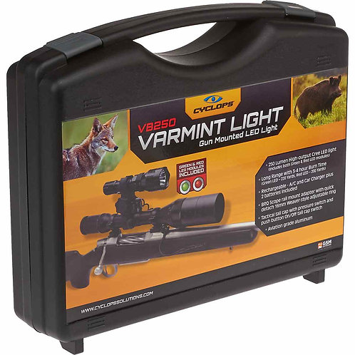 Cyclops VB250 Varmint Light Kit