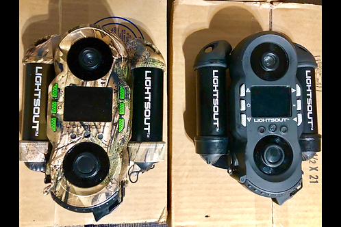 (2 Pack) Lightsout Cams (NOT CELLULAR)