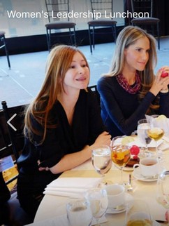 women's leadership luncheon