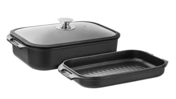 Pyrolux Induction Roast & Grill 3pc Set