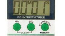 Large Display Digital Timer