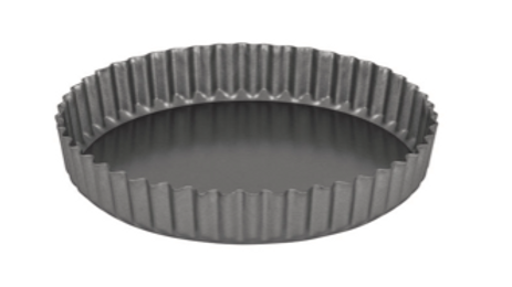 Platinum Series Heavy Duty Quiche/Flan Pan