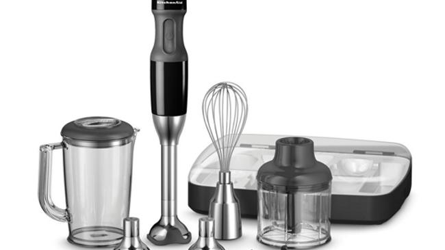 KitchenAid Artisan Deluxe 5 Speed Hand Blender