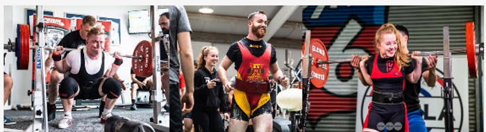 University of Gloucestershire Strength Club