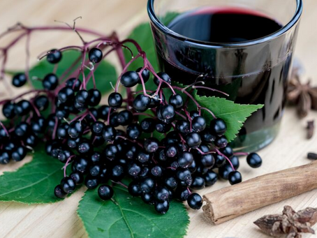 More than a trend: How elderberry syrup can help you toward health