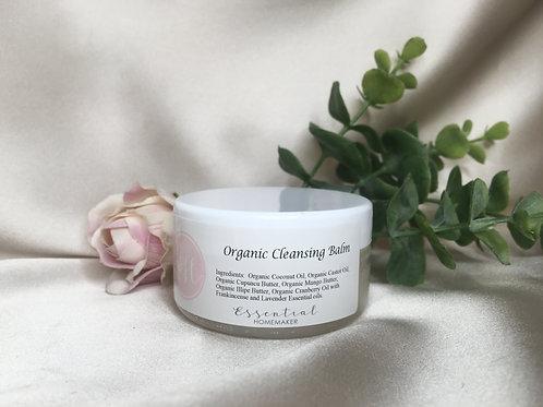 Organic Cleansing Balm