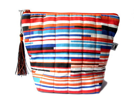 TROUSSE MAQUILLAGE MOTIF HOLIDAY