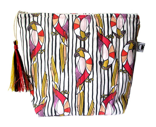 TROUSSE MAQUILLAGE MOTIF REDDING