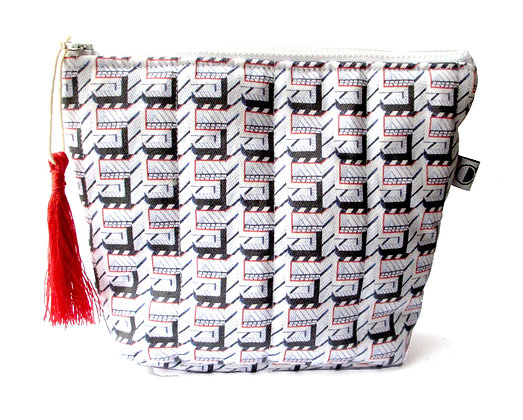 TROUSSE MAQUILLAGE MOTIF CHARLES