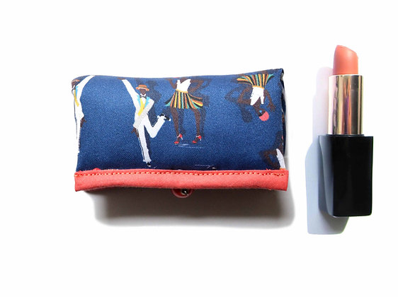ETUI A ROUGE A LEVRES MOTIF FREDA AND JO
