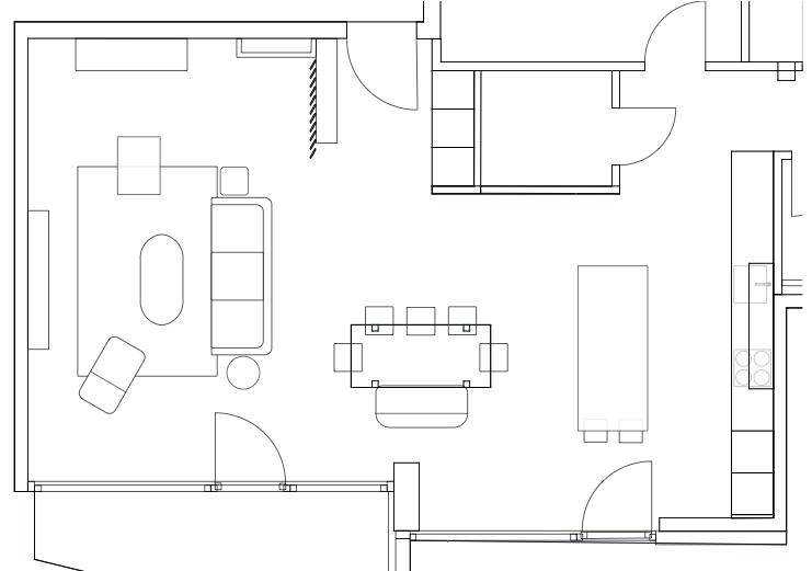 Wohnung Bouché