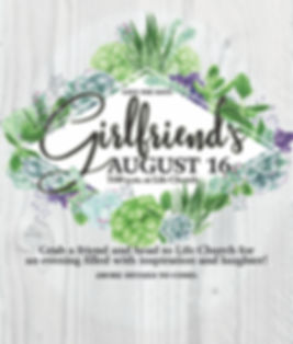 2019.08.16 - Girlfriend's Event Graphic.