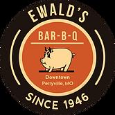 Ewald's Bar-B-Q Vetcor Logo
