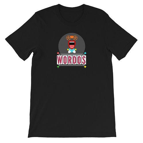 WORDOS Short-Sleeve Unisex T-Shirt