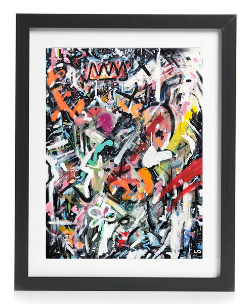 'Rise' Limited Edition Print of 50