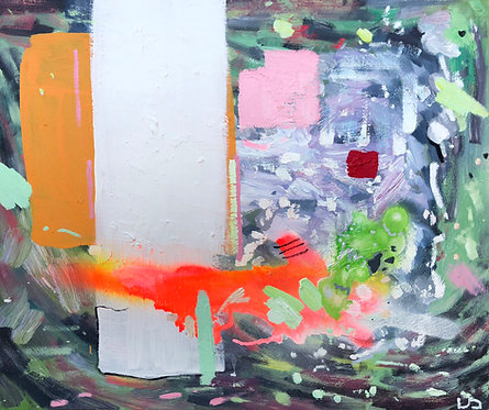 'Tranquility' Original Painting