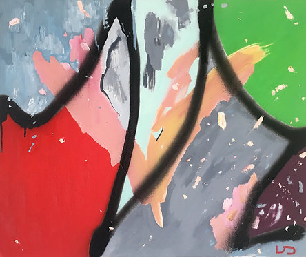 'Something New' Original Painting