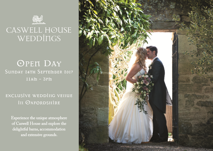 Caswell House Open Day