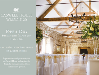 Caswell House Open Day - 25th March 2018