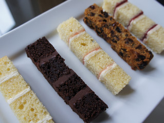 Having your (wedding) cake and eating it! - What happens at your wedding cake consultation