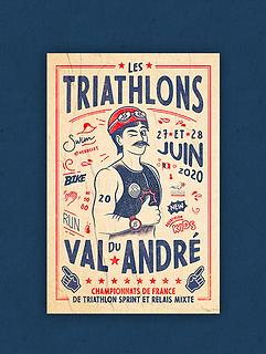 pléneuf val André Triathlon 2020 champio