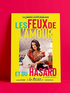 la comedie presque française les feux de l'amour airnadette