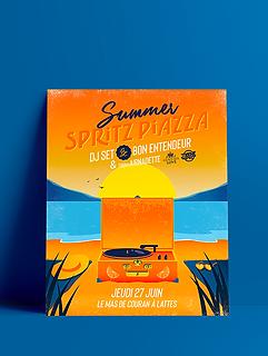 SUMMER SPRITZ PIAZZA 2019