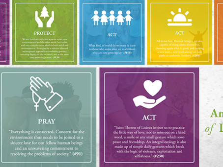 Everything is Connected: Laudato Si' Week