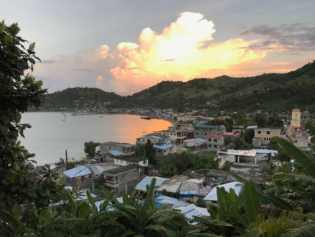 Snapshots of Haiti Through the Lens of Hunger and Hope