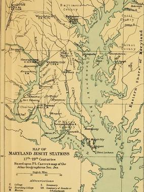 Maryland Jesuits and Slavery, Pt. I