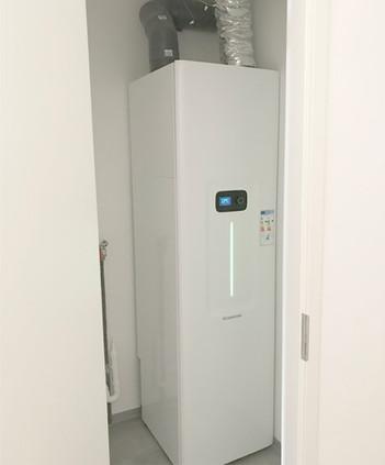 ComfortZone Exhaust Air Heat Pump