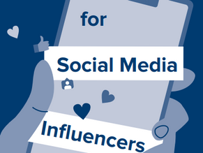 Now this:FTC Gives More Guidance to Social Media Influencers