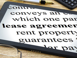 How Your First Lease Is Linked To Your First Trademark Application