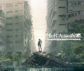 """NieR: Automata Arranged & Unreleased Tracks"""" 参加"""