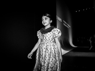 Inside Flying Solo NYFW Couture Show With Wonderland Childrenswear