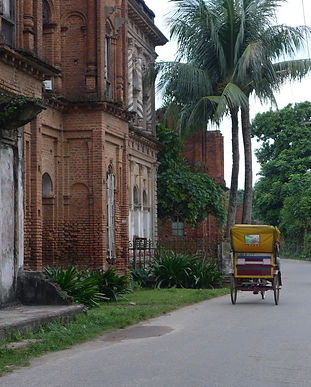 Sonargaon by flickr user randomised.org.
