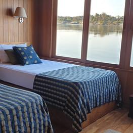 M.V. Rudra Singha cabin room