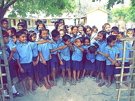 How a small act of kindness can make a big impact in rural India - Part 1