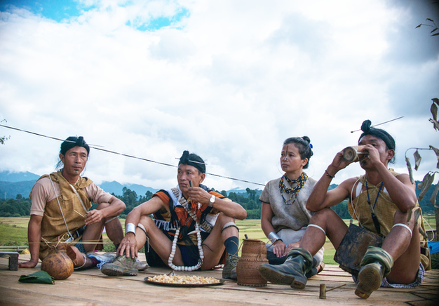 Apatani locals by Pranab Doley.png