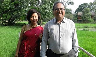 Ashish & Jahnabi Phookan