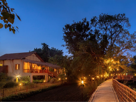 Lonely Planet ranks Diphlu River Lodge among Top 2 Wildlife Resorts in India
