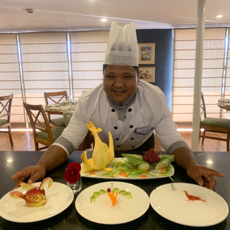 Two of Us: Brothers, Gautam  &  Bidhan, on their journeys from Trainees to Head Chefs