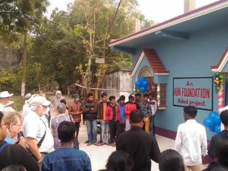 ABN Foundation supports the Baranagar English Tuition Centre