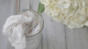 DIY Reusable Disinfecting Wipes