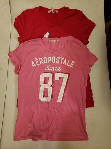 2 Aeropostale T-Shirts