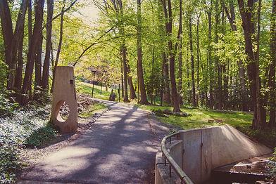 Trails at Lake Anne Plaza, Reston VA © Melinda Z Szilagyi