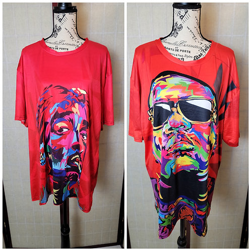 2 Unbranded T-Shirts